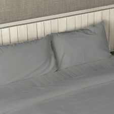 1800 THREAD COUNT 4 PIECE BED SHEET SET 12 COLORS - Better Than Egyptian Cotton