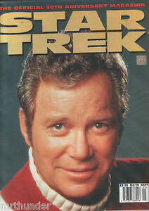 Star Trek Official Magazine Issue 19 - 30th Anniversary Special Double Issue