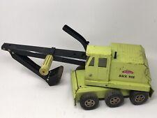 TONKA #2972 CRAWLER BACKHOE EXCAVATOR 1976