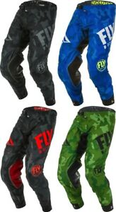 Fly Racing 2020 Evolution DST Pants Mens Moto MX Racewear All Colors & Sizes