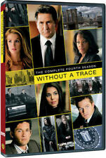Without a Trace: The Complete Fourth Season [6 Discs] (2012, DVD NIEUW) DVD-R/WS
