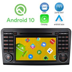 32GB Android 10 auto Carplay GPS Mercedes W164 Navi Radio ML300 X164 GL420 GL350