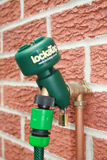 Lock a Tap plastic pvc Lockatap prevent unauthorised outside garden water usage
