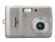 Nikon Coolpix L6 6MP Digital Camera with 3x Optical Zoom (OLD MODEL)