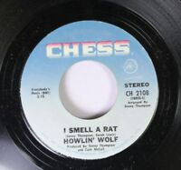 Funk 45 Howlin' Wolf - I Smell A Rat / Just As Long On Chess