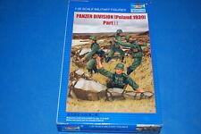 Trumpeter 00404 - Panzer Division (Poland 1939) Part II  scala 1/35