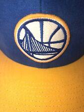 Vintage Golden State Warriors OG Retro Mitchell & Ness NBA Snapback Hat Cap