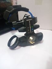 Wireless Indirect Ophthalmoscope with 20 lens and accessories ophthalmology