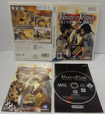 Console Game Gioco NINTENDO WII PAL ITALIANO Play  Prince of Persia Rival Swords