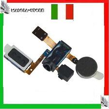 i9100 GALAXY S2 II Flex Jack Cuffia + Speaker Vibrazione Flat Ricambio Samsung