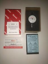 "Starrett 81-141J Dial Indicator, 0-.250"" Range .001"" Graduation BRAND NEW IN BOX"