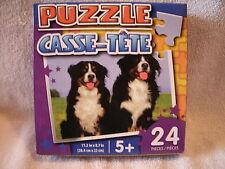 24 piece Australian Shephard puzzle