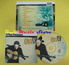 CD TOMMY EMMANUEL C.G.P. Only 2002 FAVORED NATIONS ACOUSTIC no lp mc dvd vhs