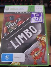 Pre-owned Xbox 360 Trials Limbo Splosion Man Triple Pack game