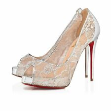 0bc4d9051ab christian louboutin very lace | eBay