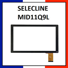 VITRE TACTILE TABLETTE SELECLINE MID11Q9L NOIR YJ326FPC-V0