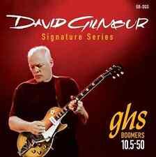 GHS GBDGG David Gilmour Signature Red Set Guitar