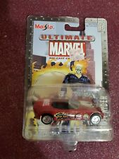 MAISTO ULTIMATE MARVEL SERIES #1 20 OF 25 GHOST RIDER DODGE CONCEPT