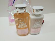 "Set Of 2 Bath & Body Works ""Pink Mango Spritzer"" Body Lotion & Shower Gel (New)"