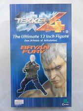 "Bryan Fury Tekken Tag 4 Ultimate 12"" 1/6 Action Figure MIB MISB"