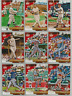 2019 Diamond Kings Boston Red Sox Team Set 9 Cards Mookie Betts Ted Williams ++