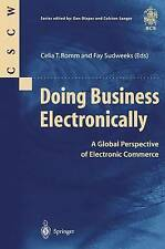 Doing Business Electronically: A Global Perspective of Electronic Commerce (Comp