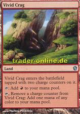 Vivid Crag (Munterer Felsen) Commander 2013 Magic