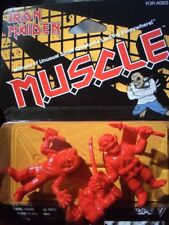 SUPER7 x Iron Maiden Eddie MUSCLE Toys  Soundhouse Tape Event Figure Uncut