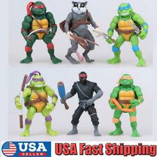 New Listing2019 Teenage Mutant Ninja Turtles Classic Collection Tmnt Action Figures Toys