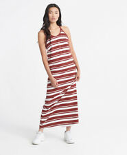 Superdry Womens Summer Stripe Maxi Dress
