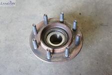 Front Wheel Bearing Hub 2001 2wd Dodge Ram Cummins Diesel 2500 3500