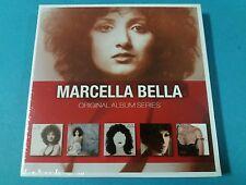 Marcella Bella - Original Album Series (5 CD set)  Nuovo