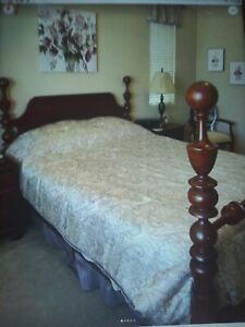 The Bed You've Been Waiting 4 Bob Timberlake  Cannonball Bed Queen Size
