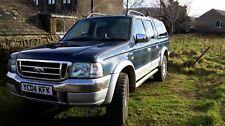 Ford Ranger 2.5 XLT Thunder Double 2004