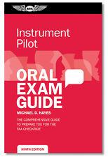 ASA Oral Exam Guide: Instrument Pilot Ninth Edition #ASA-OEG-I9