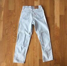 Vtg 90s Levi's Women 550 Lightwash Jeans Levi's 501