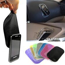 Bureau Anti-dérapant sticky pad tapis de voiture pour gadgets Accessoire Voiture Téléphone étagère un...