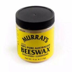 NEW- ORIGINAL - MURRAY'S WITH 100% AUSTRALIAN BEESWAX-