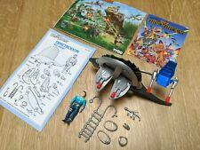Dino Riders Series 2: Dimetrodon w/ Shado   *superb* condition, 100% complete