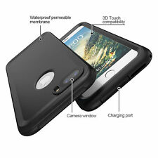 Slim Waterproof Dirt Shockproof Protective Case Full Cover For iPhone X 8 7 Plus