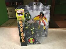 Marvel Select Collectors Edition Action Figure MOC - SPIDER-WOMAN