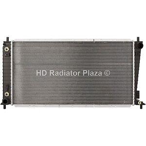 Radiator For 05-06 Expedition Navigator 05-08 F150 06-08 Mark LT 4.6L 5.4L 2 Row