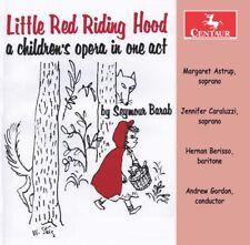 Little Red Riding Hood - An Children's Opera [New CD]