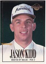 1994-95 SKYBOX PREMIUM DRAFT PICKS: JASON KIDD #DP2 MAVS ROOKIE 9x ALL-DEFENSIVE