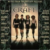 THE CRAFT MUSIC FROM THE MOTION PICTURE various (CD) alternative rock, rock,