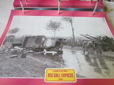 Super Trucks Schwerlastzüge Red Ball Express 1944