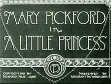 A LITTLE PRINCESS 1917 Mary Pickford, Norman Kerry