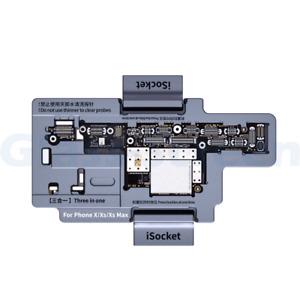 Qianli iSocket Motherboard Testing Bracket Holder iPhone X, XS, XS Max