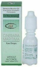 EYE DROPS DR RECKEWEG CINERARIA MARITIMA Without Alcohol 10 ml. each
