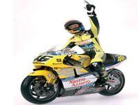 MINICHAMPS 006196 HONDA NSR500 model bike ROSSI 1st GP Win Donington 2000 1:12th